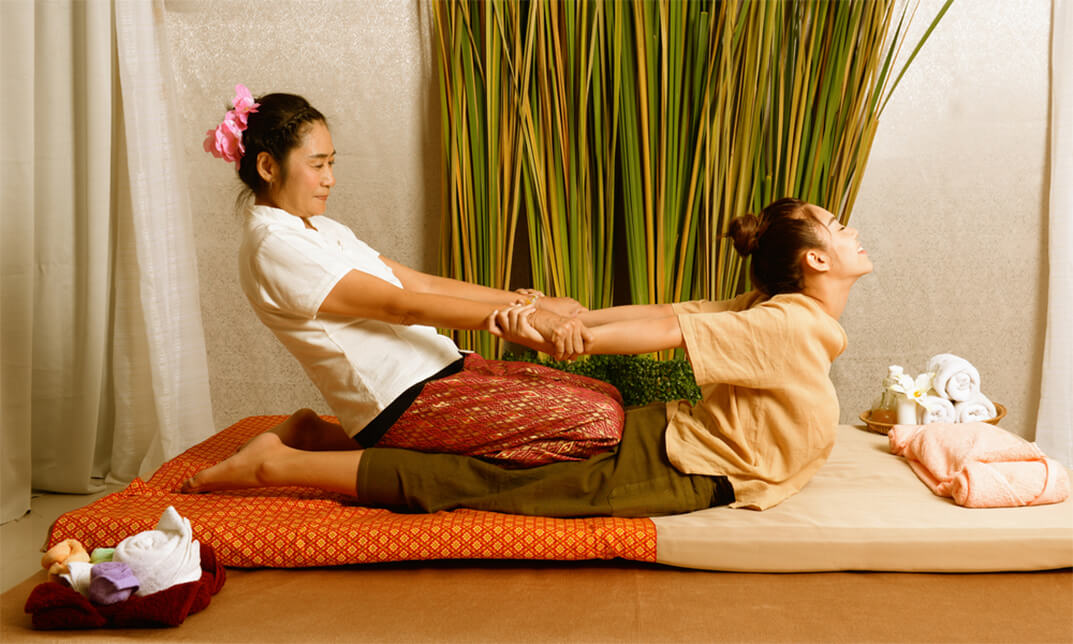 Complete Thai Massage Course
